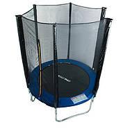 Батут SkyJump 4.5 фт, 140 см с внешней сеткой