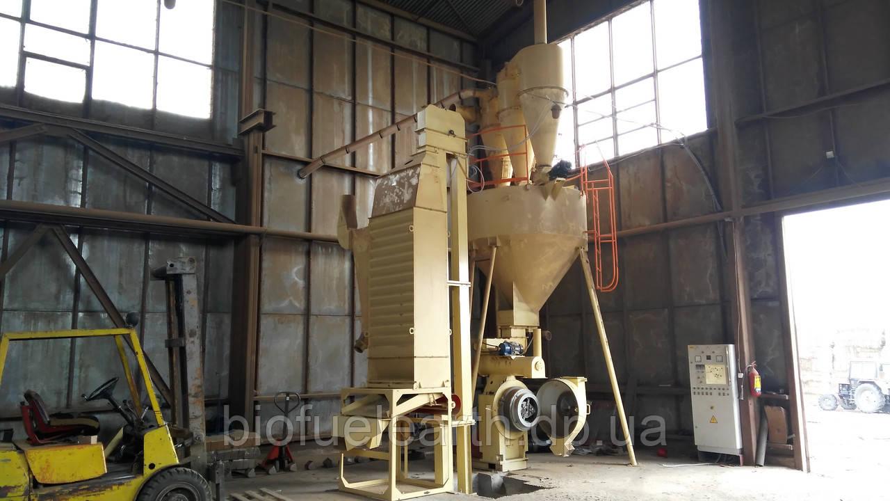 Оборудование для изготовления пеллеты (гранулы)
