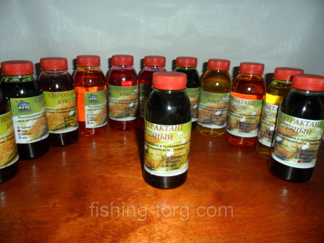 сироп антрактант кукурузный горох  440гр