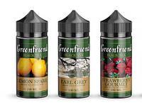 Жидкость для Электронных Сигарет Greenfriend 100 мл