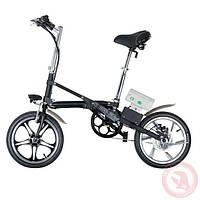 Велосипед раскладной электрический INTERTOOL