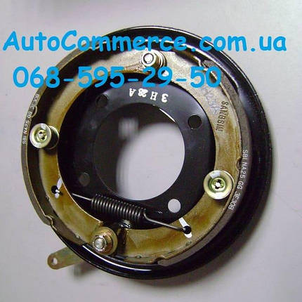 Механизм ручного тормоза Hyundai HD 65, HD 72 Богдан А069 (3.3L) 5981045060, фото 2