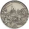 Хрестові походи – 3й - 1189 р., Річард Левине Серце ~ Срібна монета у футлярі