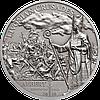 Лівонський хрестовий похід – Альберт, Єпископ Ризький ~ Срібна монета у футлярі