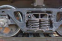 Пружины сжатия для ЖД вагонов - Любых размеров и количеств