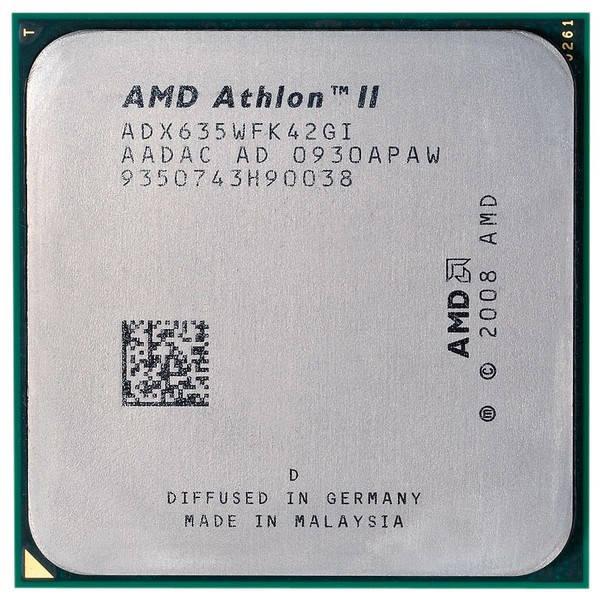 """Процессор AMD Athlon II X4 635 2.9GHz Б\У """"Over-Stock"""""""
