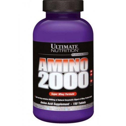 Амінокислоти-Спортивне Харчування Amino 2000 150 tabs