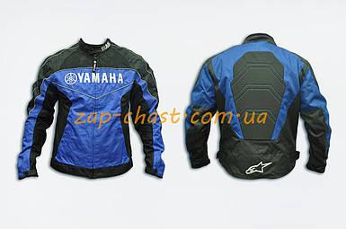 Мотокуртка   YMH   (текстиль) (mod:AIR COOL, size:XL, синяя)