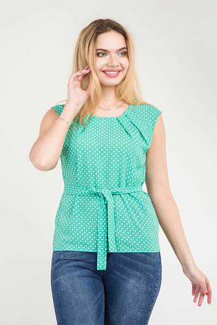 """Летняя блуза """"Лидия"""", фото 2"""