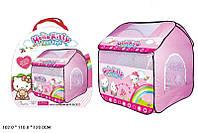 Детская игровая палатка Hello Kitty Хеллоу Китти A999-208, 102х110х120 см