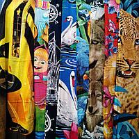 1)Пляжні  рушники,полотенца,велюрові 70*140