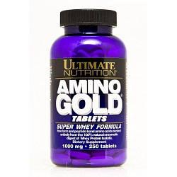 Амінокислоти-Спортивне Харчування Amino Gold Formula 250 tabs