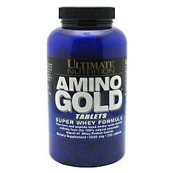 Амінокислоти-Спортивне Харчування Amino Gold Formula tabs 325