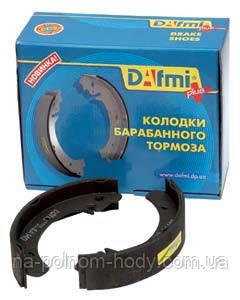 Колодки задние Авео Dafmi Украина