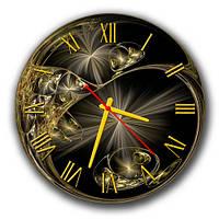 Часы настенные art 21, 30х30 круглые для кухни, гостиной, детской, спальни. Подарок