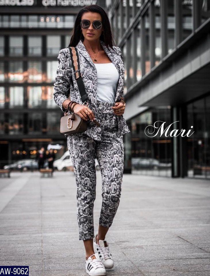 40e2a0c7fe4 Костюм женский пиджак и брюки