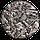 Гусари ~ Срібна монета з високим рельєфом та NFC чіпом для перегляду панорамної 3D віртуальної реальності, фото 4