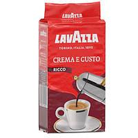 Кофе Лавацца Крема Густо Рикко 250 г