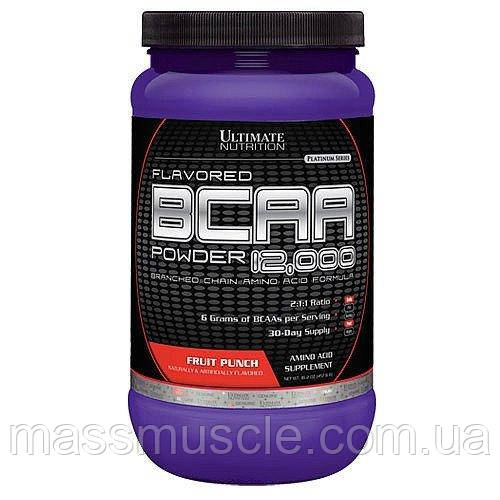 ВСАА Ultimate Nutrition BCAA 12000 powder 400 г