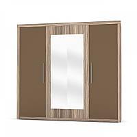 Шкаф 4D (с 2-ма зеркалами) Спальня Джульетта, фото 1