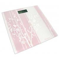 Весы электронные на стеклянной платформе Momert (дерево)  Модель 5848–8