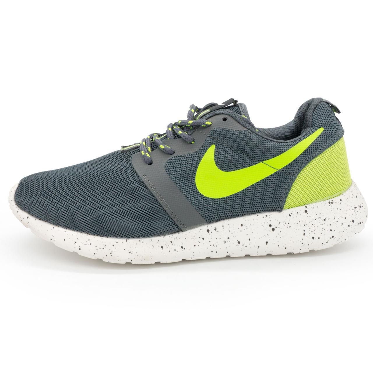 37520e87ff05f0 Nike Roshe Run 2 серые в крапенку р.(40), цена 350 грн., купить в ...
