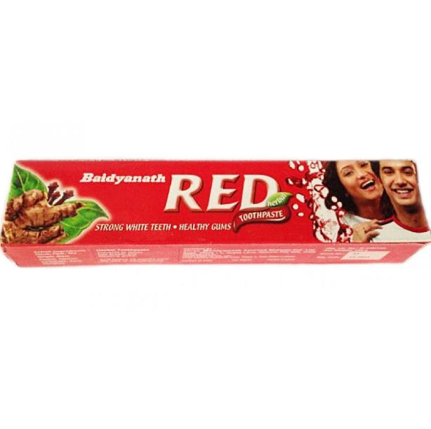 Зубная паста Ред Байданах, Red Baidyanath , 50 г