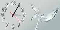 Часы настенные N 4, 30х60 для кухни, гостиной, детской, спальни. Подарок