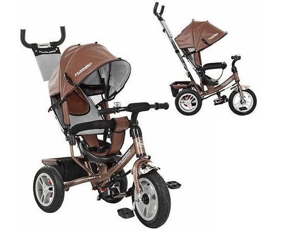 Велосипед Metr+ M 3113А-13 коричневый