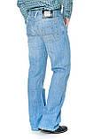 Джинсы Franco Benussi 1219 голубые, фото 3