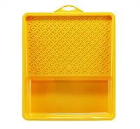 Ванночка малярная пластиковая 14*30см