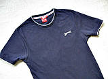 Коттоновая футболка. Короткий рукав. 46 размер.Б/У, фото 2
