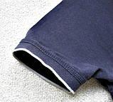 Коттоновая футболка. Короткий рукав. 46 размер.Б/У, фото 4