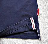 Коттоновая футболка. Короткий рукав. 46 размер.Б/У, фото 5
