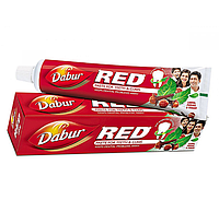Зубная паста противовоспалительная Ред Дабур, DABUR Red, 100г