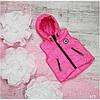 Жилетка код 675 для девочки, размер 80-98 (1-3 года), цвет - розовый
