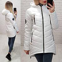 Куртка зимняя, арт.300, цвет - белый
