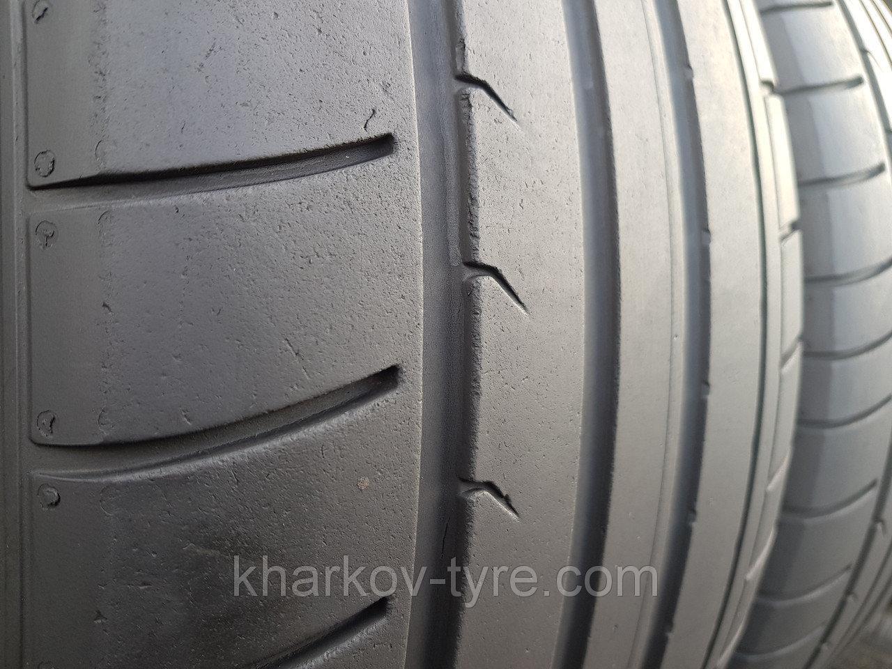 Шины б\у, летние: 255/40R21 Dunlop SP Sport Maxx GT