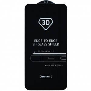 Защитное стекло Remax Caesar 3D GL-04 for iPhone XS Max/11 Pro Max black