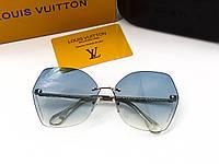 Женские солнцезащитные очки в стиле Louis Vuitton (2015) , фото 1