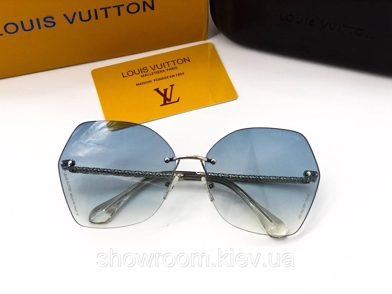 Женские солнцезащитные очки в стиле Louis Vuitton (2015)