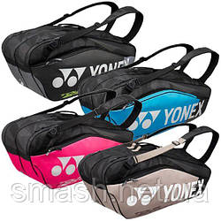 Сумка-чехол Yonex BAG9826 PRO Thermal Bag (6 ракеток)