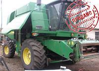 Зерноуборочный комбайн John Deere 9640i WTS