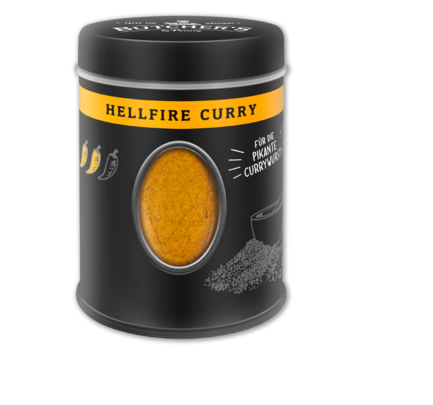 Приправа butcher's Hellfire Curry, 20г
