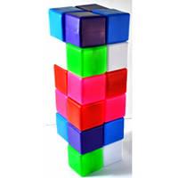 Кубик цветной в сетке 24-эл 111/3