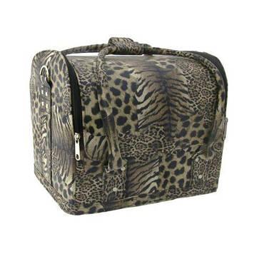 Кейс для майстра леопардовий