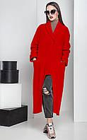 Женское демисезонное модное пальто, фото 1
