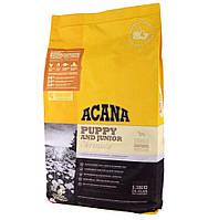 Корм для собак Acana PUPPY & JUNIOR 11.4 кг (акана для щенков средних пород)