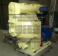 Пресс гранулятор ОГМ-1,5 (производство гранул), фото 1