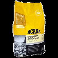 Корм для собак Acana PUPPY & JUNIOR 17 кг (акана для щенков средних пород)